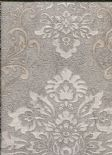 Scintillio Vintage Palazzo Wallpaper Pebble 290402 By Arthouse For Options
